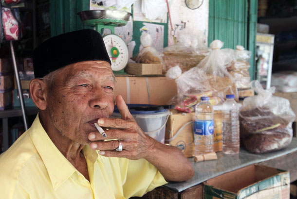 tobacco industry in Indonesia