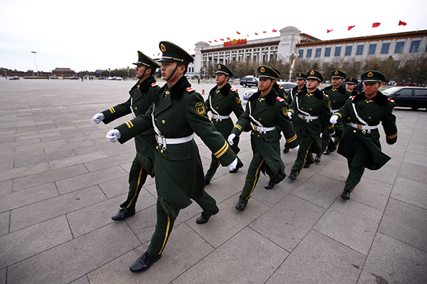 China repression, political prisoners