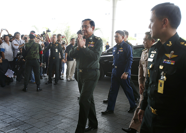 Thailand human rights, Thailand military rule