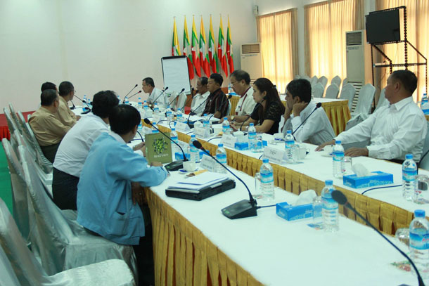 Myanmar peace process, Myanmar ethnic issues