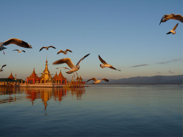 Indawgyi Lake, ecotourism, Flora and Fauna International