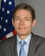 US Assistant Secretary of State for Democracy, Human Rights and Labor Tom Malinowski. (Photo: www.state.gov)