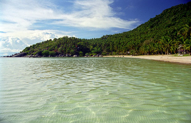 A view of a beach on the island of Koh Tao, a popular diving destination in southern Thailand's Surat Thani province. (Photo: Wikicommons)