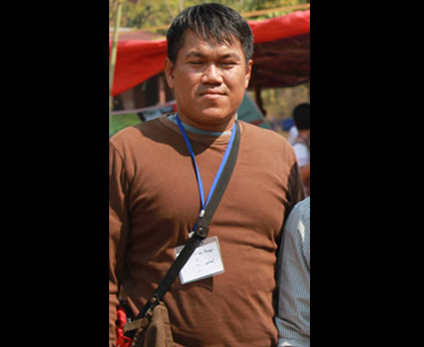 Aung Kyaw Naing, also known as Par Gyi, was reportedly killed in custody of the Burma Army. (Photo: Yamoun Nar / Facebook)