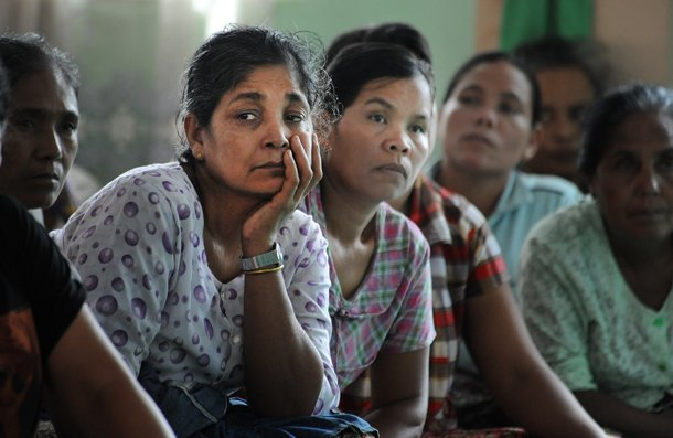 Women's rights advocates say Burma's Penal Code safeguards attitudes of male superiority. (Photo: The Irrawaddy)