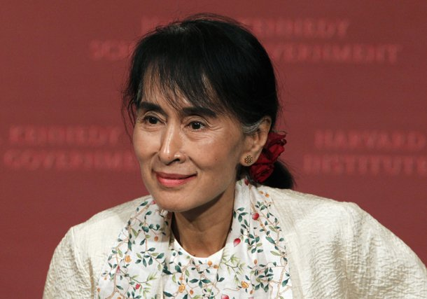 Leader of Burma's main opposition party, the National League for Democracy, Aung San Suu Kyi, in September 2013. (Photo: Reuters)