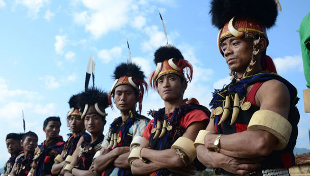 Myanmar's Ethnic Naga Move to Expand Self-Administered Zone