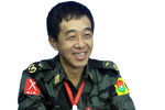 Maj-Gen Sumlut Gun Maw, vice chief of staff, Kachin Independence Organization. (Photo: JPaing / The Irrawaddy)