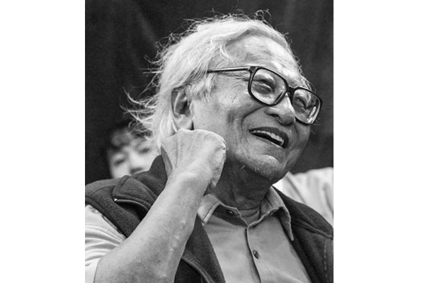 Win Tin was a veteran journalist and a co-founder of the National League for Democracy (NLD) party. He died on Monday at the age of 84. (Photo: Kyi Toe)