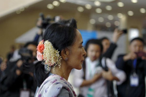 Even Without Puppetry, Suu Kyi Presidency Could Have Strings Attached