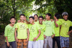 Yangon Door2Door: Food Delivery Service with a Green Vision