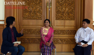 Dateline Irrawaddy: 'When NLD Lawmakers Deal with Ethnic Issues, They Need to Use Their Heart and Their Brain'