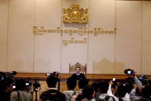 NLD Patronage May Offer Shwe Mann Political Lifeline