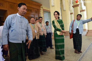Shwe Mann to Head Powerful Legislative Commission