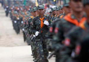 Civilians Displaced as Ta'ang, Shan Armed Groups Clash in Northern Shan State