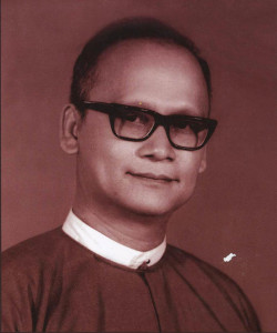 Dr. Maung Maung, the seventh president of Burma. (Photo: Public Domain)