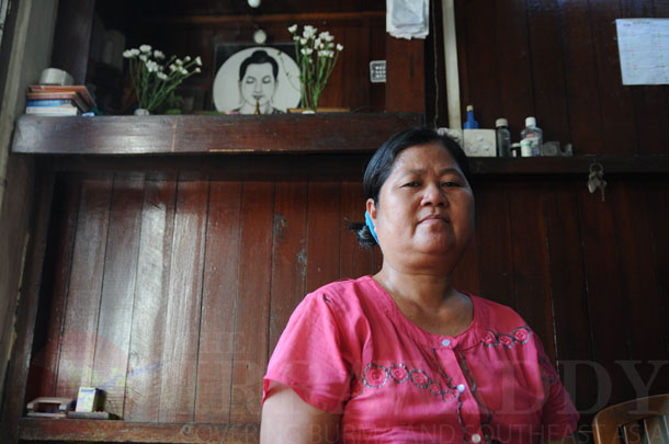 Naw Ohn Hla has been an active human rights defender for decades and has been instrumental in calling for the suspension of the Letpadaung mining project as it is harming the environment. Numerous other human rights defenders have been targeted in recent times for their peaceful opposition to the project.