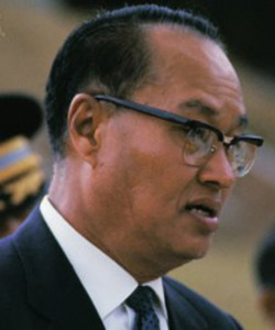 General Ne Win, military general and the fourth president of Burma. (Photo: Public Domain)