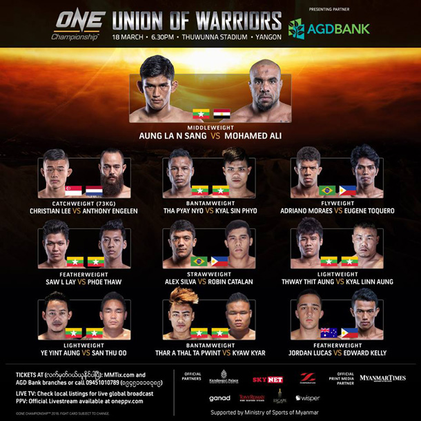 One Championship- credit One championship facebook