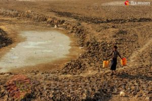 As Lines Form for Water, Burma Pins Hopes on Suu Kyi