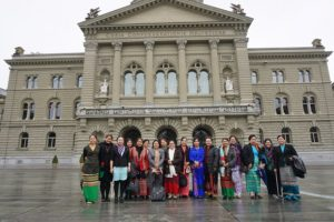 Calls for More Women in Peace Process on European Study Tour