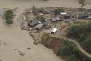 Villagers Pinned Down by Landslides, Floods in Northern Kachin State