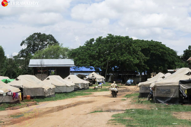 Internally displaced persons (IDP) camps throughout Kachin State, photographed between June 2 and 6, 2016. There are more than 100,000 IDPs currently living in the state, according to a joint statement released by more than 100 civil society organizations. (Photos: Moe Myint / The Irrawaddy)