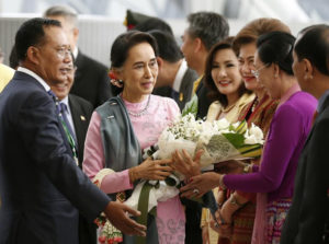The Lady and a Junta, Thai-Style