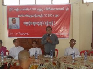 Arakan National Party Criticized by Arakanese Civil Society in Rangoon