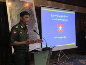 Burma Army Reveals Concerns Over Ethnic Summit