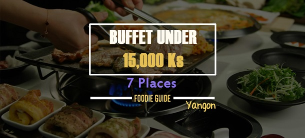 Foodie Myanmar rounds up their top seven picks for all-you-can-eat hotpot and barbecue for less than 15,000 kyats.
