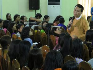 Chief Minister Proposes Youth Committee to Address Rangoon's Challenges