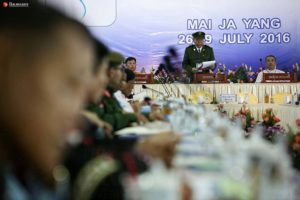 Ethnic Armed Group Summit Commences in Kachin State