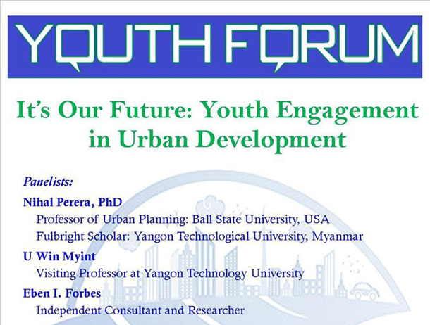 Urban Youth Forum