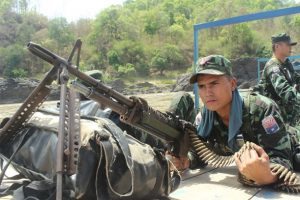 KNLA: Current Military Movement in Karen State Threatens Terms of NCA