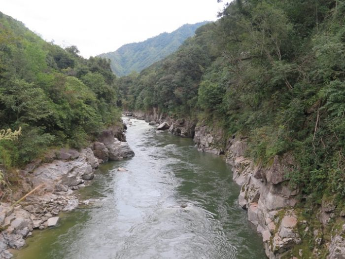 Ngaw Chan Kha Creek in Chipwi Township. (Photo: Nan Lwin Hnin Pwint / The Irrawaddy)