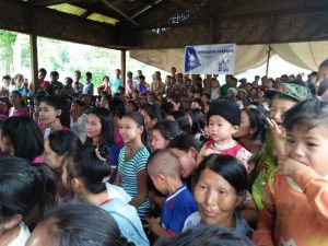 Kachin State IDPs Told to Obtain Permission for Aid Deliveries