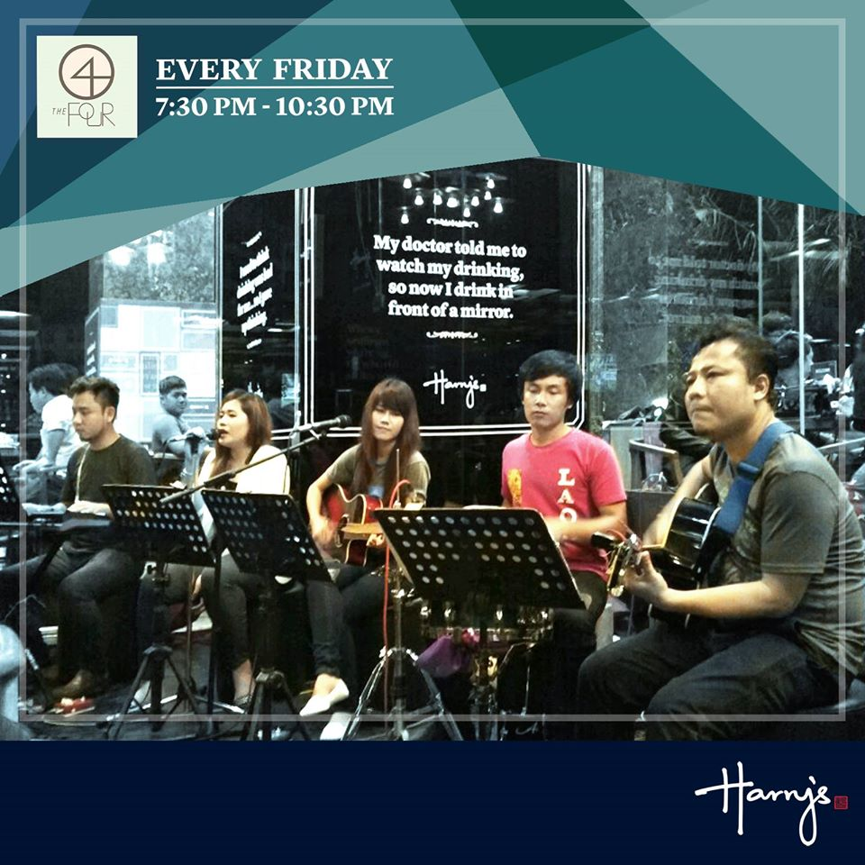 the-four-live-band