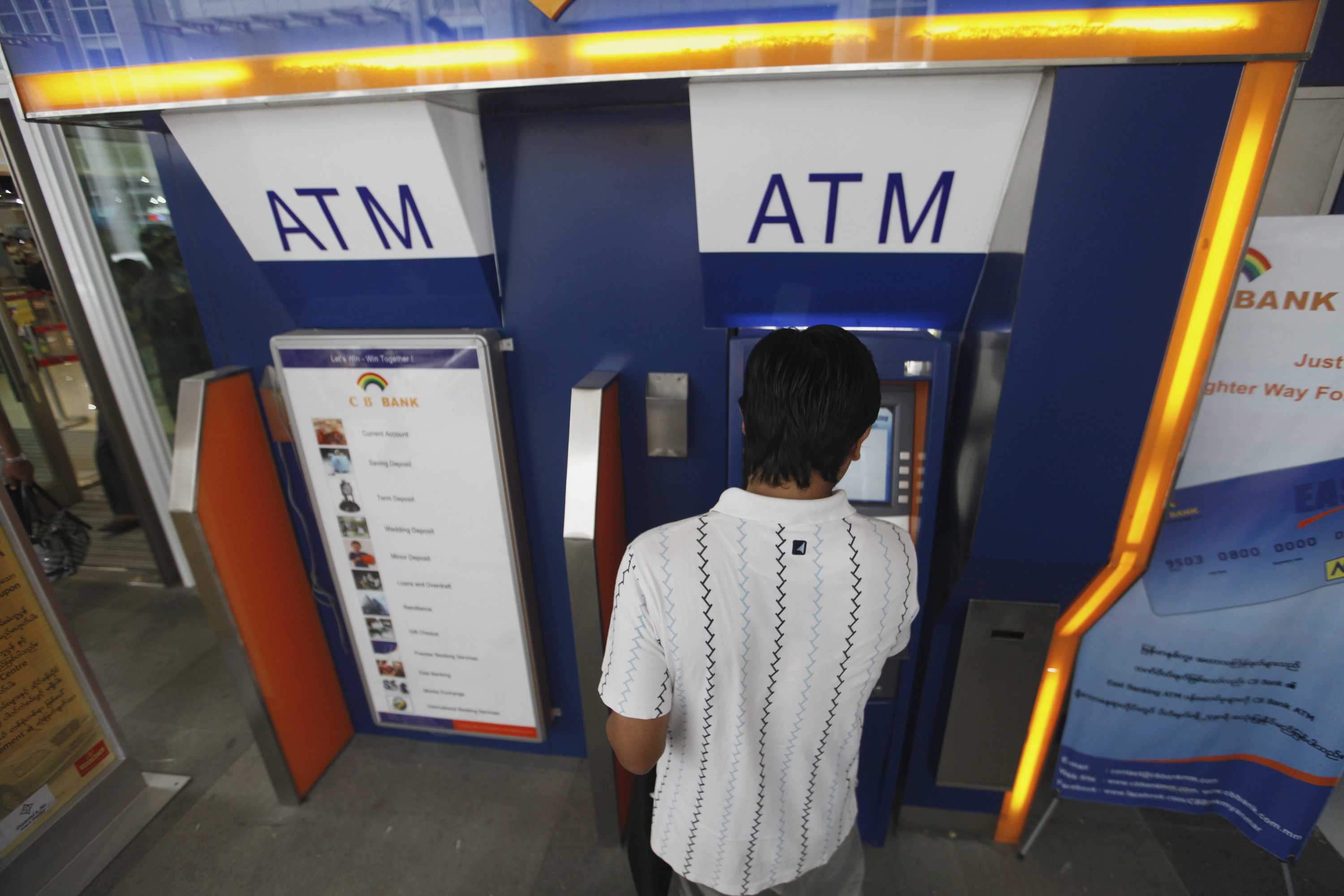Cb Bank To Double The Size Of Its Atm Network In 2017