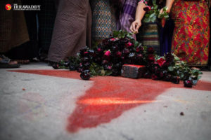 An anti-violence campaign to mark the assassination of …