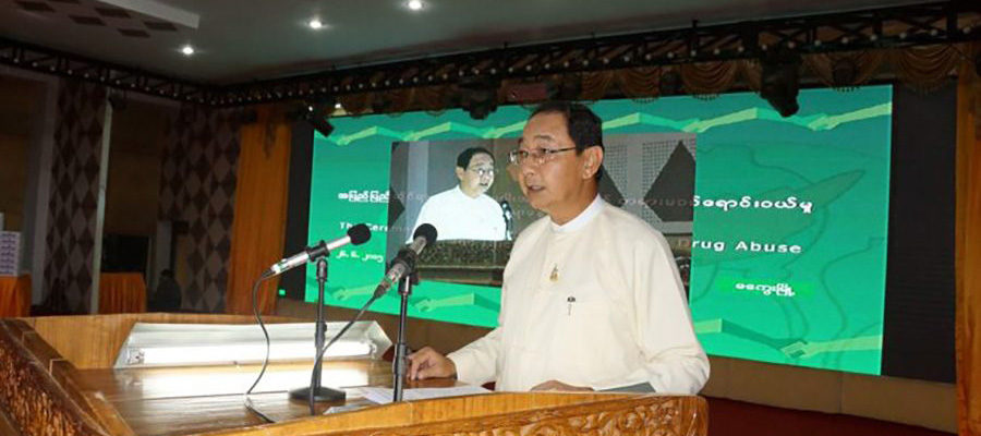 USDP Won't Punish Ex-Chief Minister Embroiled in Embezzlement Scandal