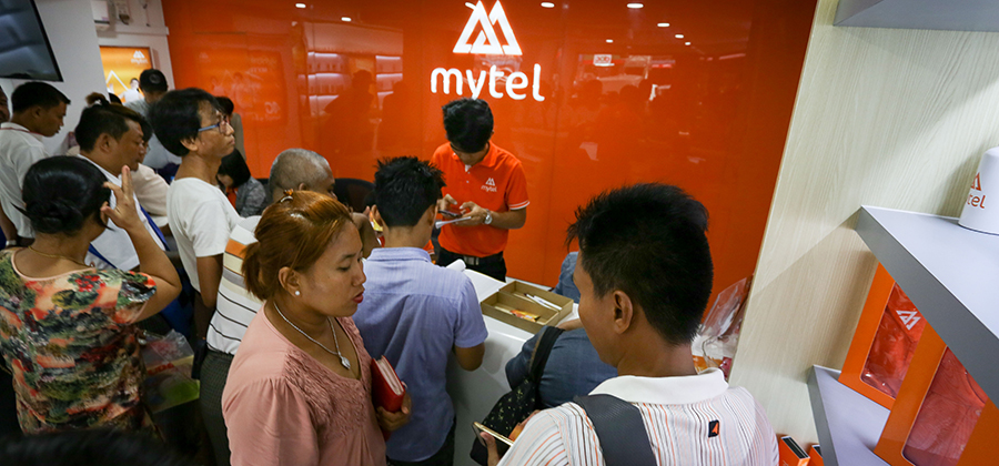 Launch of Army-Backed Mytel Draws Wary Welcome