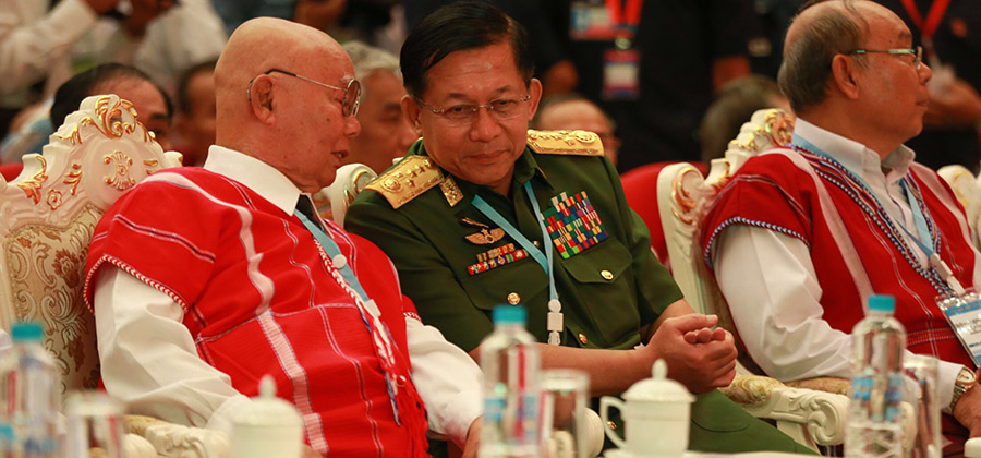 b17c2a19344 Analysis  Military Chief Says Tatmadaw Wants Peace — but Not Because It s  Weak