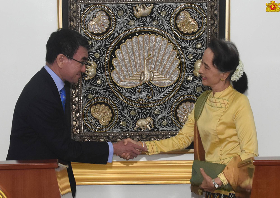 TIMELINE: Eight Decades of Myanmar-Japan Relations at a Glance