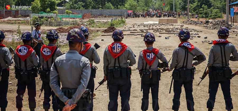 17 Injured as Police Break up Protest Against Cement Factory