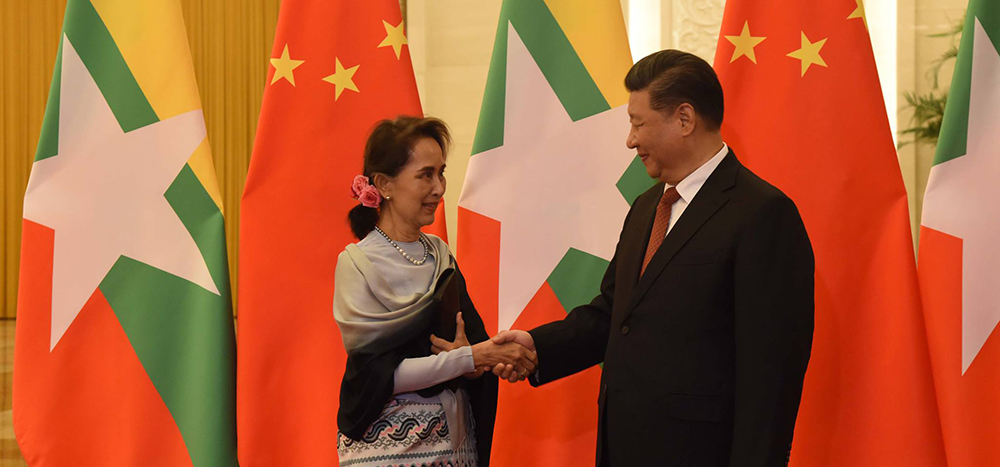 Myanmar Needs More Engagement From the West, Not China