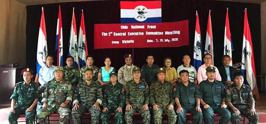 Ethnic Chin Armed Group Tells AA: Leave Chin State, End Fighting With Myanmar Military